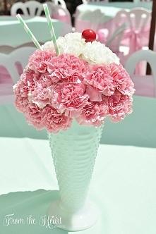 kwiatowe lody :) cudne..