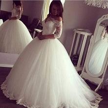 Bajeczna suknia <3 :*