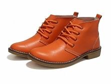Ciekawe sznurowane buty w s...