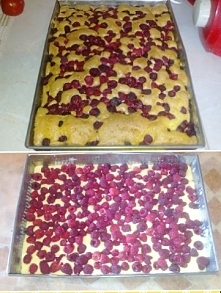 Najprostsze ciasto ucierane...