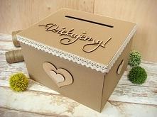 eko pudełko na koperty, więcej na jotstudio.pl