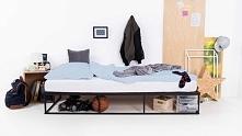 Łóżko za 360zł? Niemożliwe? A jednak! Łóżko STUDY - w nowoczesnym stylu, minimalizm w każdym calu. Niech stare wersalki odejdą w zapomnienie! Berke.HOME --- berkehome pl