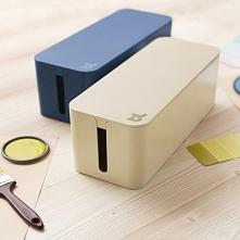 Pudełko na kable Cablebox - koniec z plątaniną kabli! Kliknij w obrazek i zobacz więcej zdjęć:)