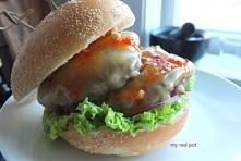 Burgery wołowe z serem