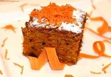 Ciasto marchewkowe - składniki: