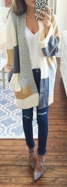 piękny sweter <3