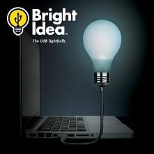Lampka na USB Bright Idea