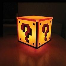Lampka nocna Super Mario