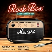Lunchbox Rock Box