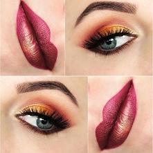 Mój jesienny makijaż biorący udział w konkursie #jesieńzpur.