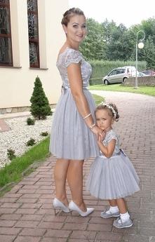 komplet mama i córka