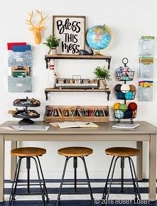 Jak zorganizować miejsce do...