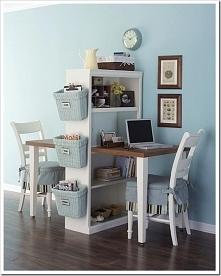 Jak zorganizować miejsce do nauki dla dziecka? Organizacja biurka dla chłopca...
