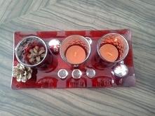 Szklane osłonki na tealighty