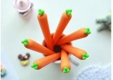 Długopisy w kształcie marchewek? Jesteśmy na tak!