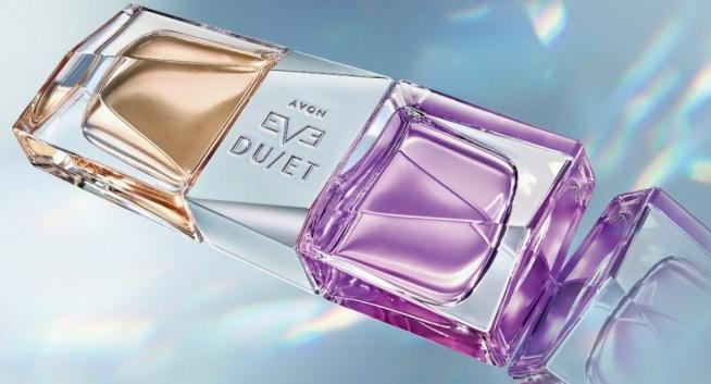 Piękny zapach Eve Duet za darmo!!! Rozpocznij współpracę z Avon a dostaniesz ten piękny perfum w prezencie :D