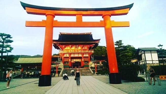 w końcu spełniłam swoje największe marzenie ❤❤❤ #japan