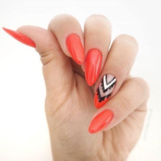 Neony idealne na lato! :) Zobacz inne moje stylizacje na blogu! :) #patabloguje #patamaluje #semilac #hybrydy #paznokcie #manicurehybrydowy #stylizacjapaznokci #pazurki #nails #manicure #mani #uv #nailart #gelnails