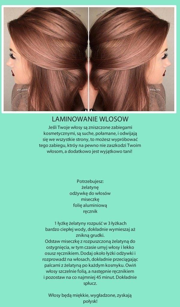 Czy któraś z Was próbowała? Jestem ciekawa, czy zadziała, nie zniszczy włosów w jakiś sposób ? :)