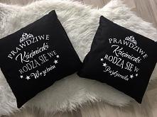Poduszki dla prawdziwych ks...