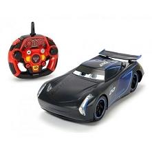 """Bohaterowie bajki """"Auta"""" wracają na tor! Tym razem stawiają czoła autom nowej generacji. Zdalnie sterowany model wyścigówki umożliwi Ci doświadczenie fantastycznych pr..."""