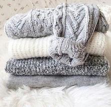 cudne szarości, kocham ten sweterkowy czas