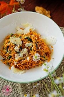 Spaghetti z batata - Wypieki Beaty