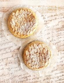 Bez mąki, ciasto migdałowo cytrynowe. Przepis po kliknięciu w zdjęcie.