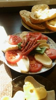 Pomysł na śniadanko :)