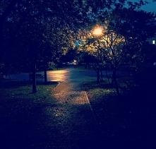 Jesienny spacer. Czasem warto wyjść z domu na świeże powietrze i się przejść,...
