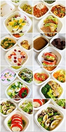 7 dni - lunchboxy :) smacznie, zdrowo kolorowo.