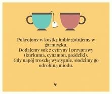 rozgrzewający napój na chłodne, jesienne wieczory :) mniej-czy-wiecej.blogspot.com