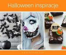 Halloween inspiracje – GALERIA więcej na Feszyn.com