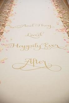 Napis na dywan