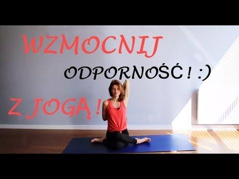Odprężająca Joga na Wzmocnienie Odporności - Małgorzata Mostowska