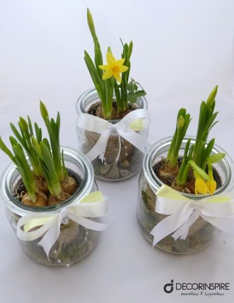 Kwiaty W Szkle Na Dekoracje Z Kwiatów Zszywkapl