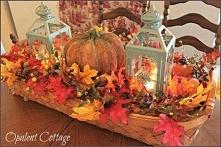 kompozycja jesienna