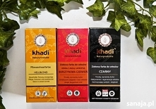 Khadi - najlepszy lek dla włosów, serio! Jedyny minus jest taki, że szybko si...