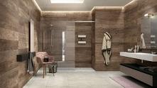 przestronna łazienka