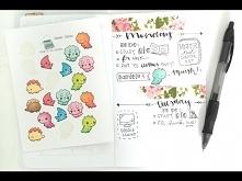 bullet journal: doodle in y...