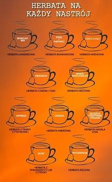 Herbaty na każdy nastrój, s...