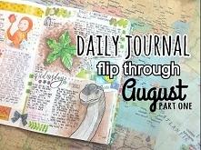 Daily Journal flip through ...