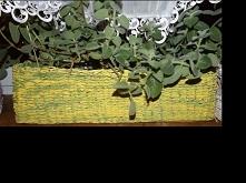 Koszyk na zioła