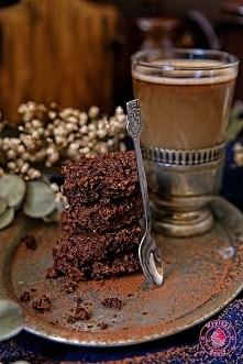 Ciasteczka czekoladowe z awokado - Wypieki Beaty