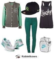 Ładny outfit do szkoły =^.^=