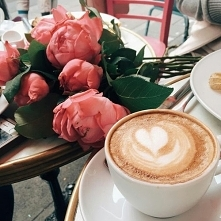 Mmmm Kawa na początek dnia <3