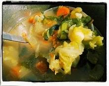 Toskańska zupa jarzynowa (w...