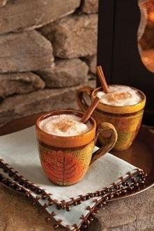 Kawa z cynamonem *.*