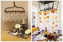 jesienny klimat w kuchni dodaje uroku :) miło spędzony czas z rodziną przy kieliszku wina :)