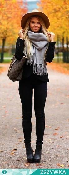 Jesiennie z Louis Vuitton